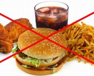 Что нельзя есть во время диеты при панкреатите?