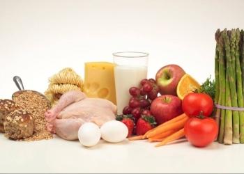 Продукты, которые понадобятся для пятидневной диеты Лесенка