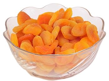 О пользе сухофруктов из абрикосов
