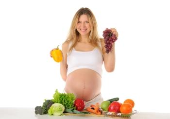 Что рекомендуется есть беременным для похудения