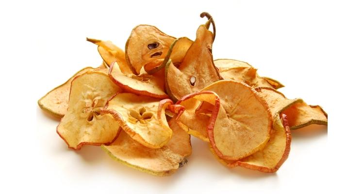 Сушеные яблок