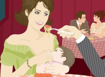 Каким должен быть рацион кормящей матери