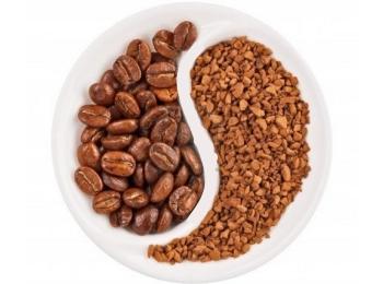 Отличия и польза зернового и растворимого кофе