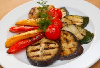 Разрешены запеченные или тушенные овощи