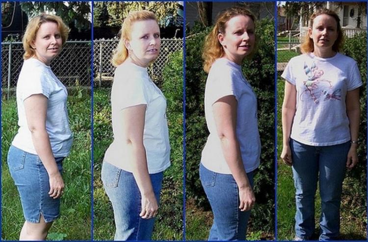 Результаты длительной диеты Аткинса
