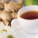 Чай с имбирем - польза напитка и противопоказания к употреблению