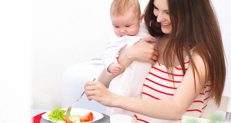 Гипоаллергенная диета для кормящих мам и детей: список продуктов и рацион