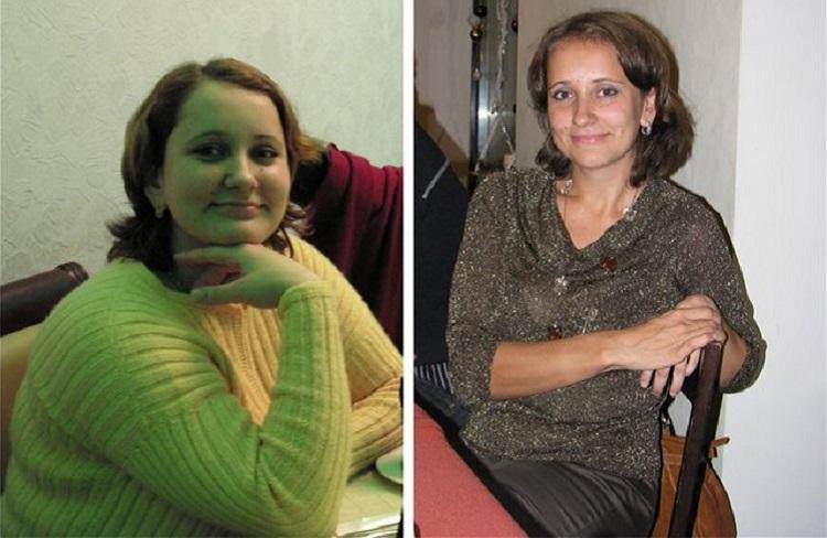 Как похудеть на кремлевской диете — результаты с фото до и после