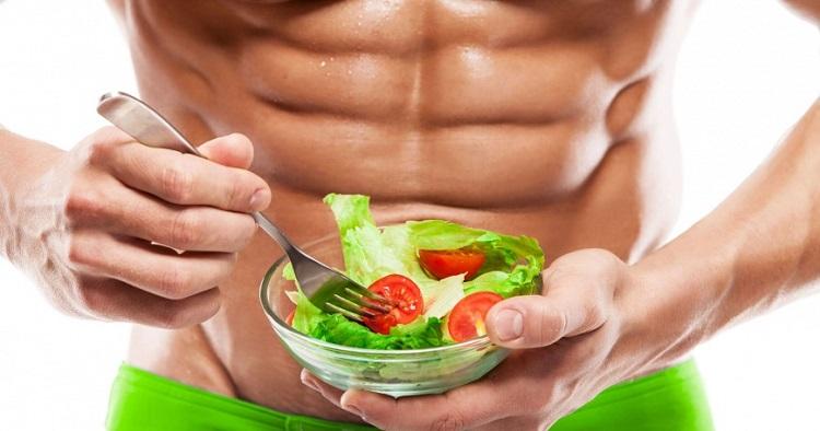 Как убрать лишний жир с живота и боков за короткое время — диета для мужчин
