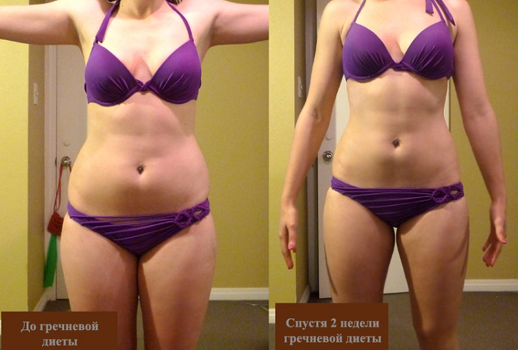 Насколько эффективна гречневая диета при борьбе с лишним весом