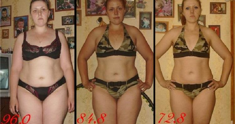 Реально похудеть по системе минус 60