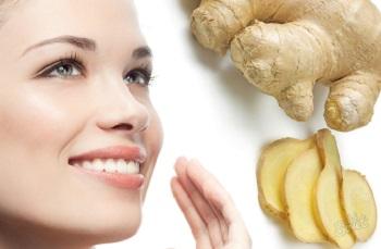 Применение корня имбиря в косметологии, в том чисе при уходе за кожей