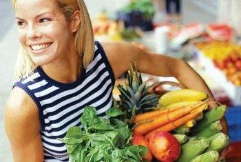 Продукты, которые можно употреблять при соблдении диеты для похудения живота