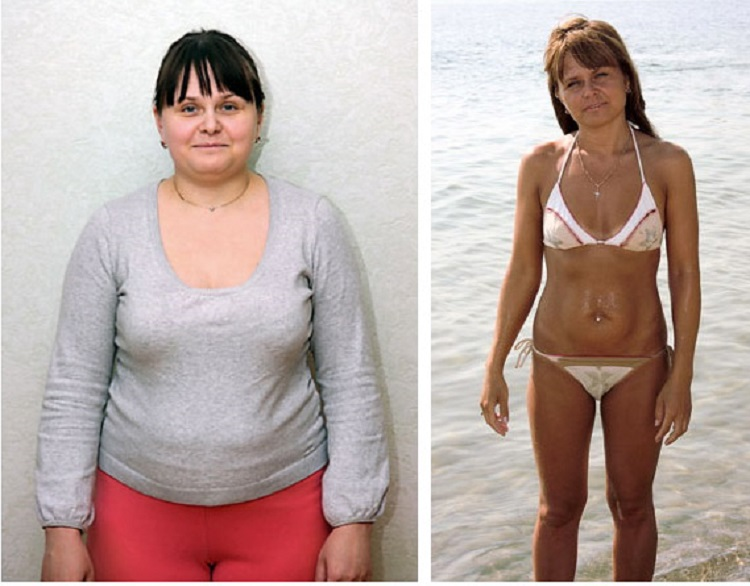 Кремлевская диета фото до и после.