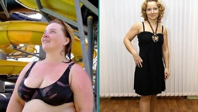 Результаты похудевших с помощью меню яичной диеты