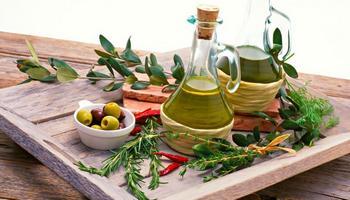Способы употребления оливкового масла в пищу