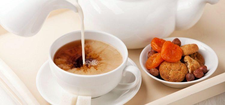 Чай с молоком - польза напитка и противопоказания к употреблению