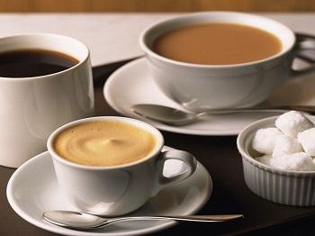 Помощь кофе с молоком при похудении