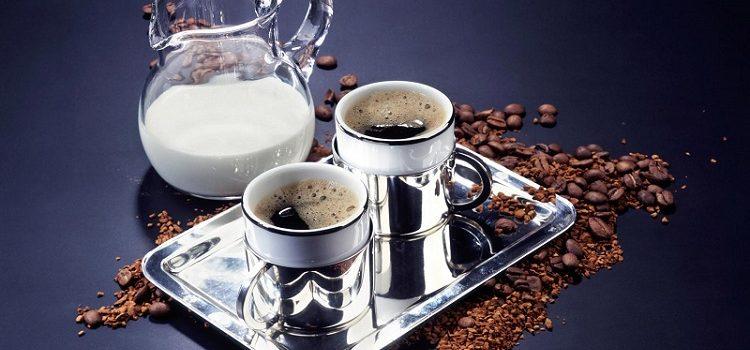 Кофе с молоком - польза или вред для организма