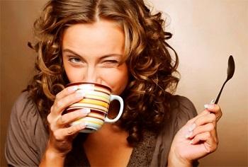 Влияние на организм человека такого напитка как кофе с молоком