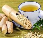 Зеленый чай с имбирем, его лечебный эффект и другие области применения