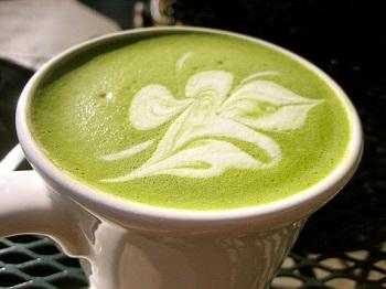 Зеленый чай с молоком - полезный рецепт для похудения