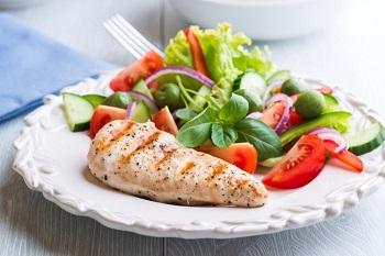 БУЧ - диета, основанная на чередовании белковый и углеводных дней