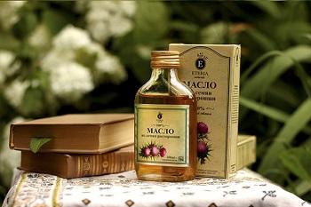 Инструкция к применению и полезные свойства масла расторопши