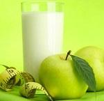 Кефирно-яблочная диета - отзывы похудевших по этой методике