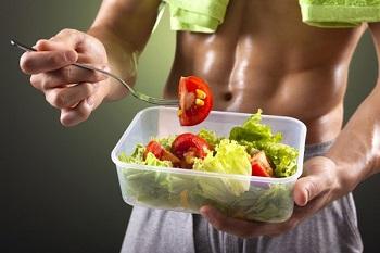 Основные принципы питания для мужчин для набора мышечной массы