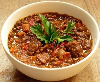 Рецепты приготовления чечевицы с пользой