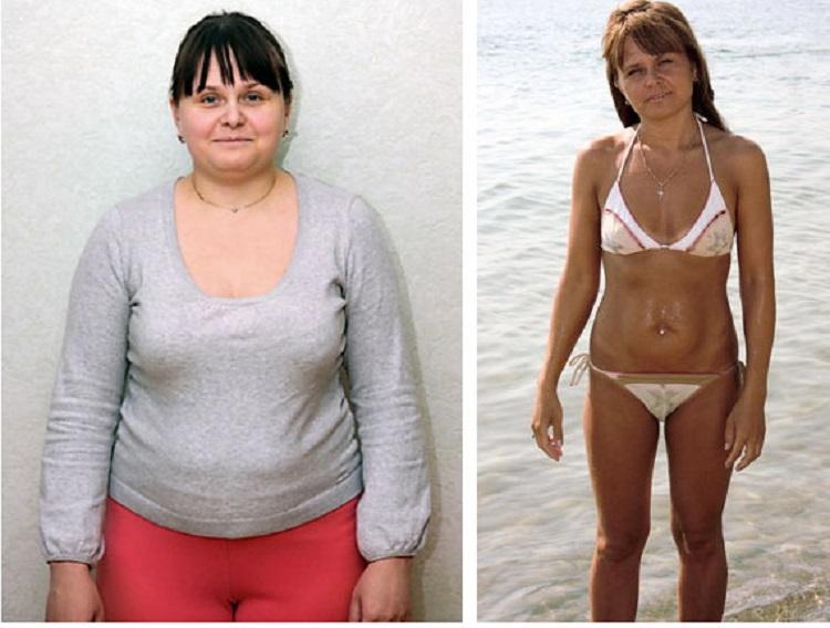 Результаты и отзывы похудевших с помощью водной диеты