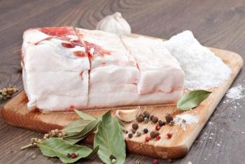 Как готовить свиное сало для употребления в пищу?