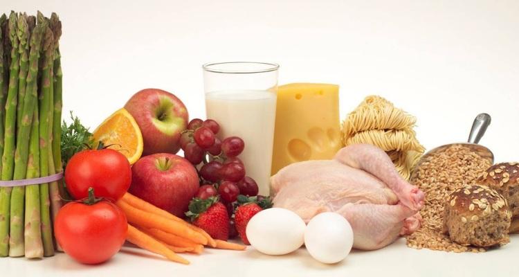 Рекомендуемые продукты при диете 5 столовых ложек