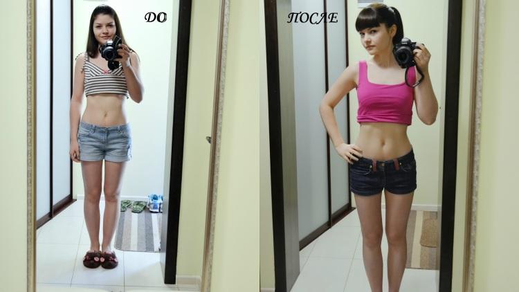 Эффективное похудение с диетой 5 столовых ложек