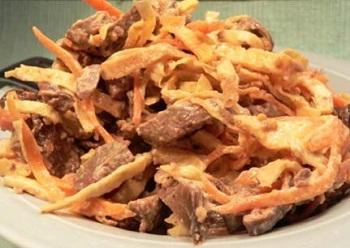 Как приготовить свиную печень - полезный рецепт приготовления продукта в мультиварке