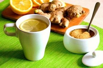 Как заваривать чай с использованием корня имбиря, польза целебного напитка