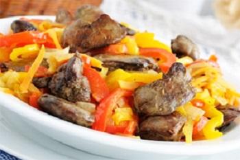 Рецепты интересных и вкусных блюд из полезной куриной печени