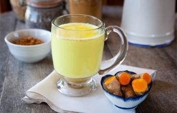 Целебный чай из куркумы и его приготовление