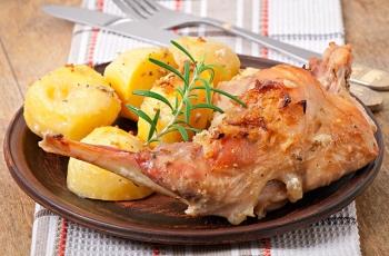 Рецепты приготовления блюд из мяса кролика