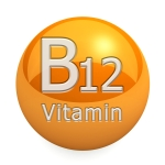 Где содержится витамин в12?