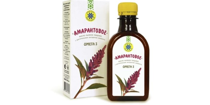 Масло амаранта: польза и вред, противопоказания, как принимать