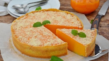 Польза пирога из тыквы для организма женщин