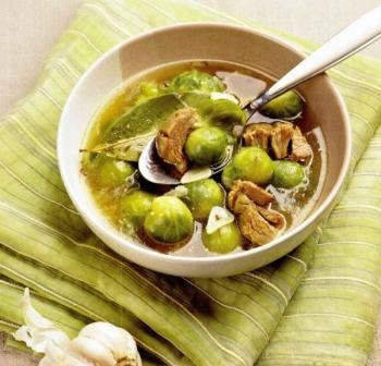 Польза и вред брюссельской капусты, рецепты блюд из нее