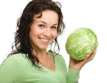В каких случаях можно принести организму вред при употреблении белокочанной капусты