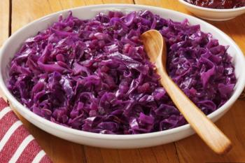 Применение краснокочанной капусты в кулинарии, рецепты