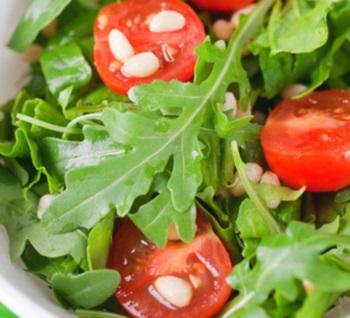 Рецепты из салата руккола - польза и вред продукта