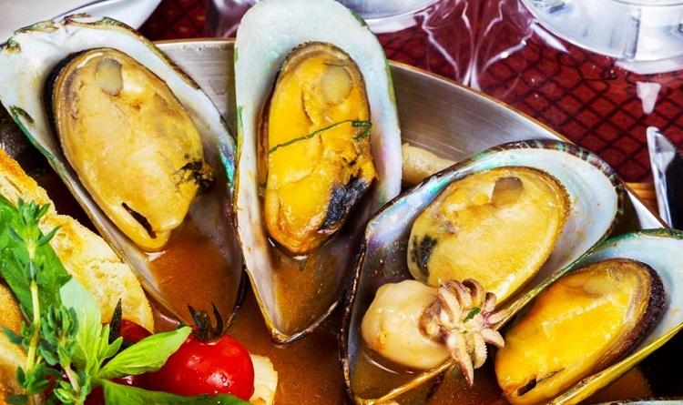 Химический состав и пищевая ценность мидий — ценнейшего морепродукта