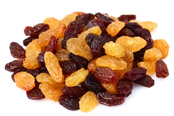 Изюм: калорийность, польза и вред  для организма