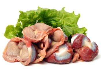 Какими полезными свойствами обладают куриные желудки
